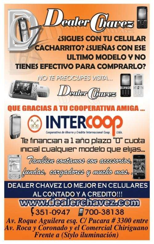 Fotos de Dealer chavez celulares a credito y al contado!!!! 3