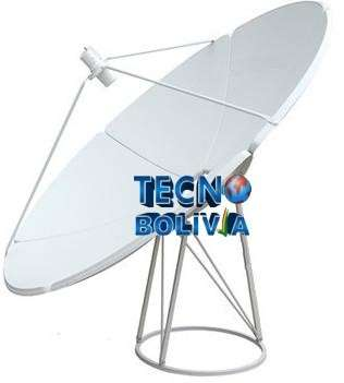 Antenas satelitales digitales