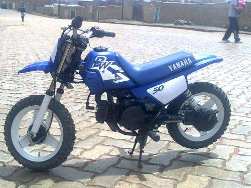 vendo mini moto yamaha pw 50 cc en la paz bolivia otros art culos. Black Bedroom Furniture Sets. Home Design Ideas