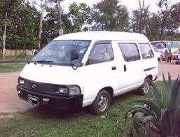 En venta minibus toyota townace