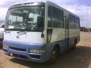 Microbus nissan civilian 2004 caja sexta turbo s/nuevo