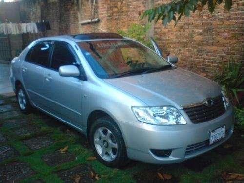 Toyota corolla 2005 en venta