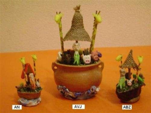 Fotos de Pesebres o belenes y arcas de noé 4