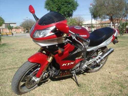 Fotos de Moto kingo kg250ii (ninja) 3