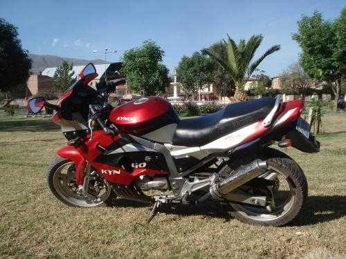 Fotos de Moto kingo kg250ii (ninja) 2