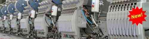 Bordadoras jialun (computarizadas)