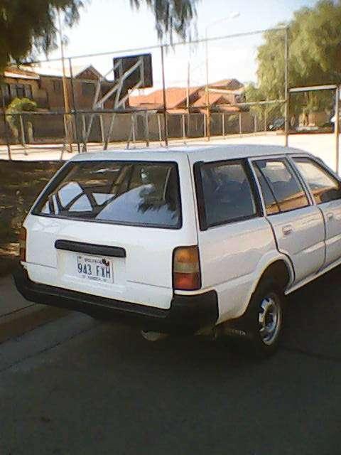 de vendo bagoneta toyota corrolla 1990 motor 1500cc en Cochabamba