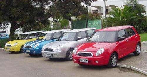 Automoviles modelos 2012