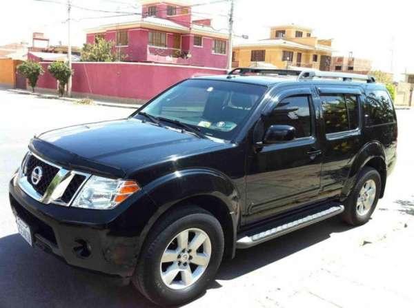 Vendo vagoneta pathfinder modelo 2008 original