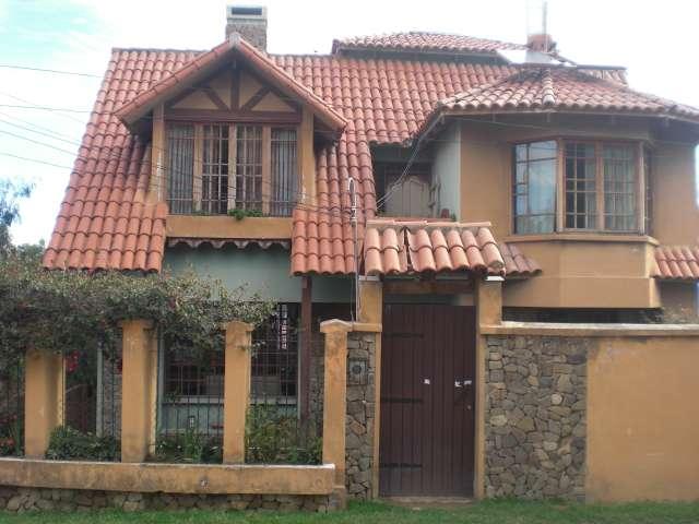 Decoracion De La Casa Externa Hermosa Casa En Venta En Cochabamba
