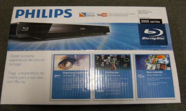 Philips Bdp3200 Blu Ray Venta Blu Ray Marca Philips