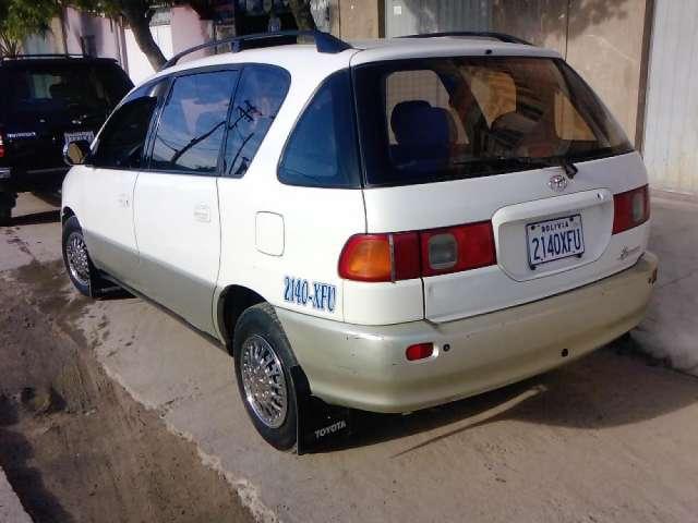 Craigslist Santa Fe Cars >> Venta de autos en bolivia toyota noah