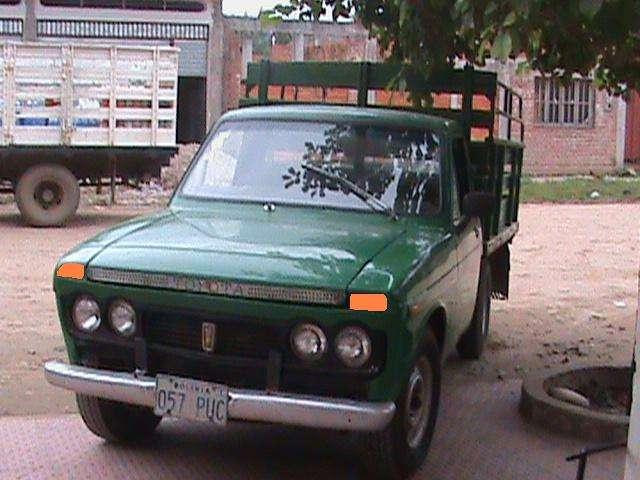 Fotos de en venta camioneta toyota hilux de color verde en tarija