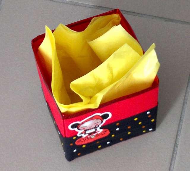 Fotos de Canastitas de pucca para cumpleaños infantiles 4