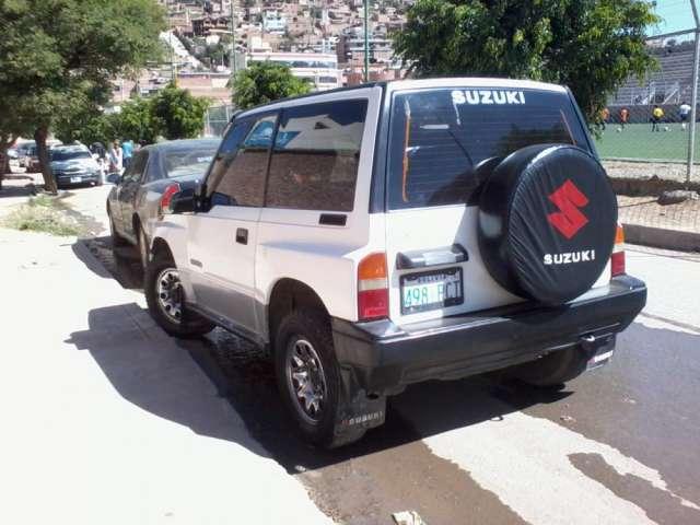 vendo jeep suzuki: