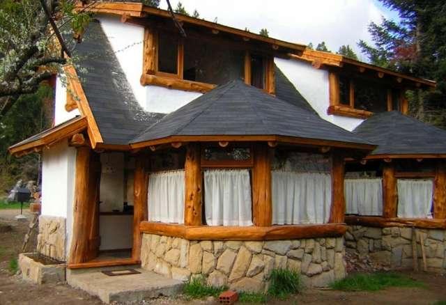 Caba as rusticas en chile imagui - Construccion casas de campo ...