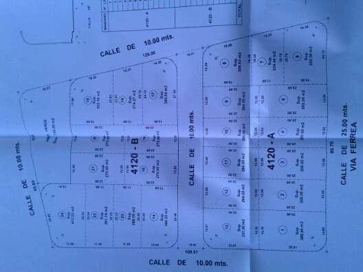 En venta 21 terrenos en cochabamba!!