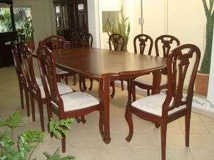 Muebles carvajal for Oferta comedor completo