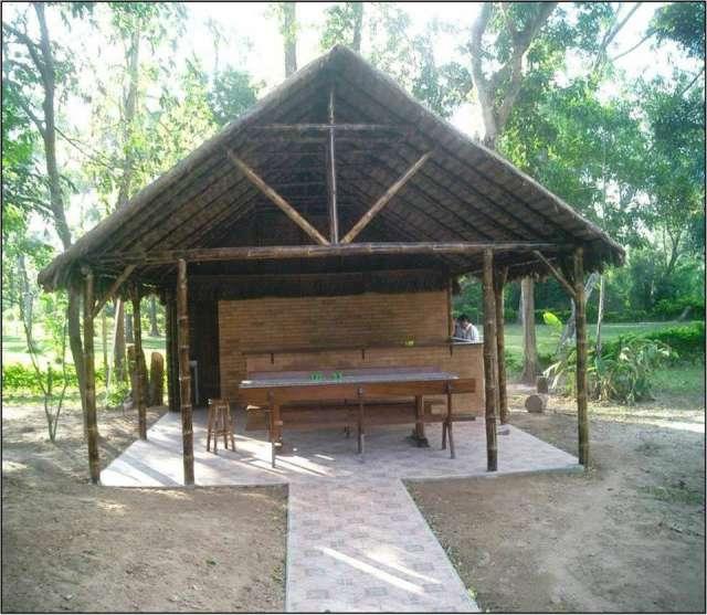 Fotos de Construimos cabañas de jatata, parques infantiles, churaqueras, sombrillas 2