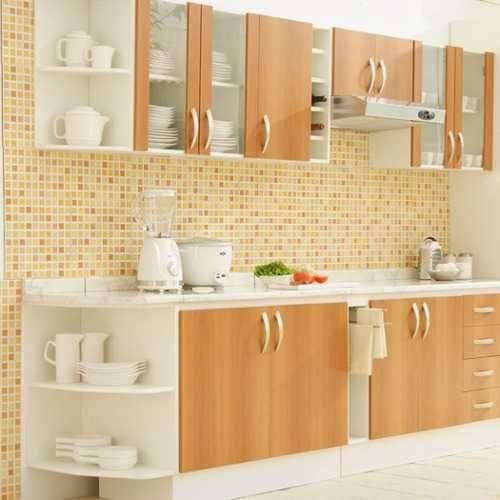 Gabinetes de cocinas de melamina for Muebles de cocina precios de fabrica