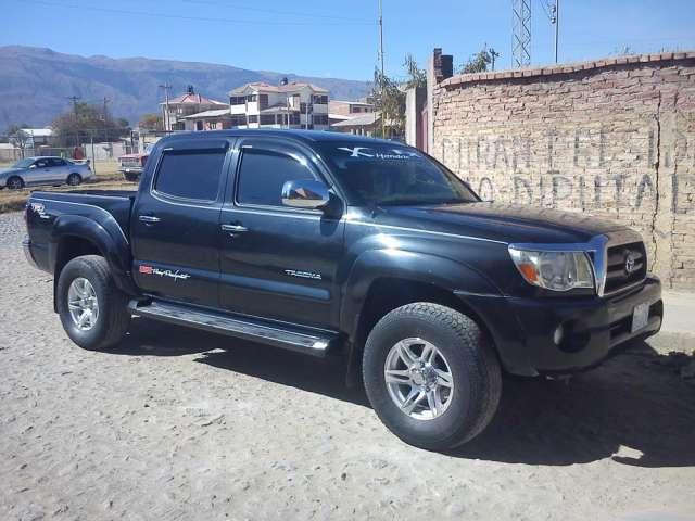 Toyota Tacoma Por Dueno Autos Post