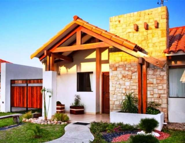Construccion y planos de casas-cabañas rústicas-reformas en gral.