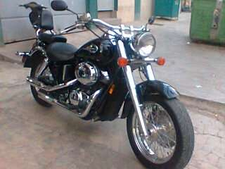 Vendo permuto honda shadow 750 cc ace american clasic edition
