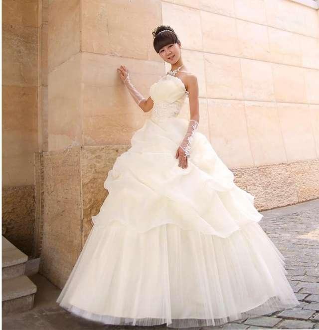 Glamouraty vende hermoso vestido de novia talla 8 - Chapare ...