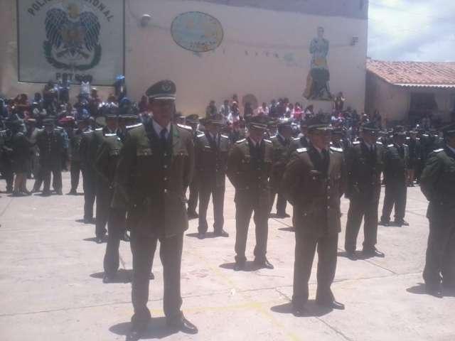 Policia Boliviana Lista De Ascensos Gestio 2015