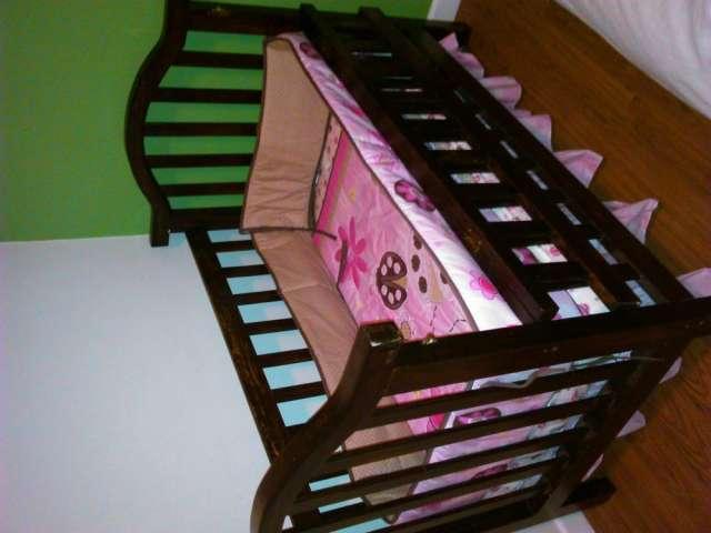Cuna de bebé a medio uso en La Paz - Muebles | 95256