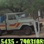 VENDO CAMIONETA TOYOTA LAND CRUISER 73