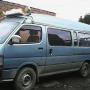 EN VENTA Minibus Toyota Hiace Super GLE