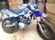 moto minicross USM 200cc. recien preparada