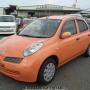 NISSAN MARCH 2004...