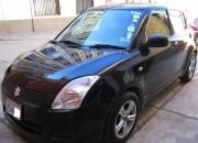 En Venta Suzuki Swift 2008 Color Negro