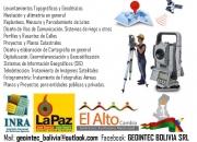 SERVICIOS DE TOPOGRAFIA - GEODESIA - LA PAZ - GEOINTEC BOLIVIA - 73036361