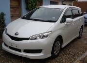 Vendo Toyota Wish mod. 2012