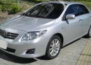 Toyota Corolla SE-G 2010