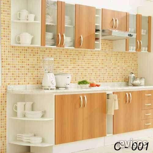 Fabricación de muebles de cocina en melaminico a precio de fabrica ...