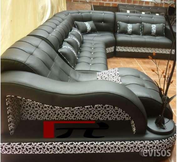 En venta juego de sofá en la paz, bolivia   muebles