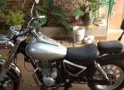 Moto europea choper 125cc 2006 hermosa