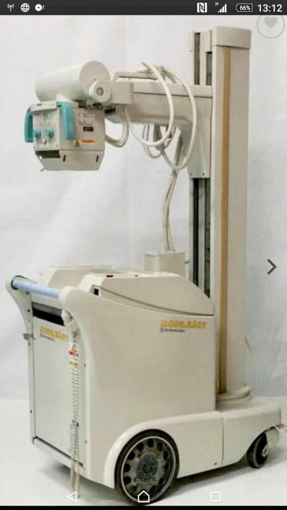 Vendo maquina de rayos x maquina de anestesia en Cochabamba - Salud ...