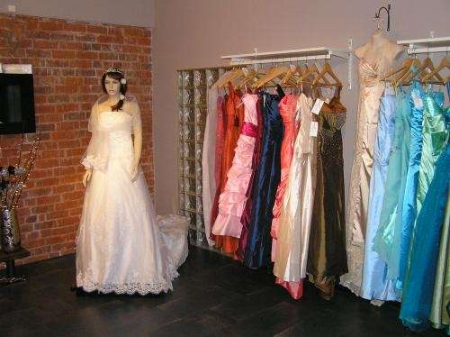 Vestidos de novia en la paz