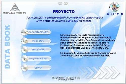 Elaboramos proyectos en cds interactivos multimedias autoejecutables p/ empresas