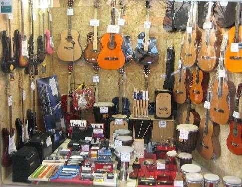 Compro instrumentos