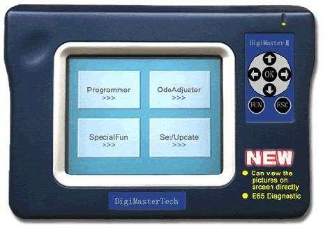 Digi master/digimaster ii,auto diagnostic tool,scanner diagnostico automotriz, obd ii/eobd can