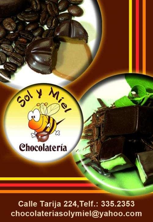 Chocolateria sol y miel