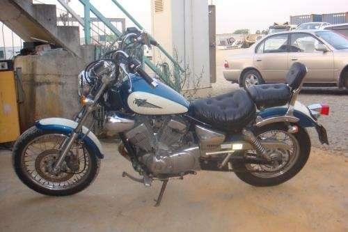 Vendo moto yamaja virago 250
