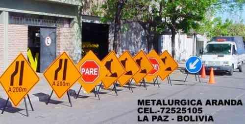 """""""carreteras""""señalizacion vertical profesional,fabricantes originales"""