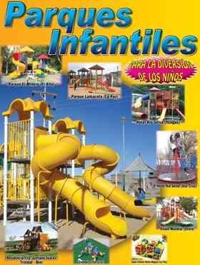 Baños ecologicos, tanques industriales, parques infantiles